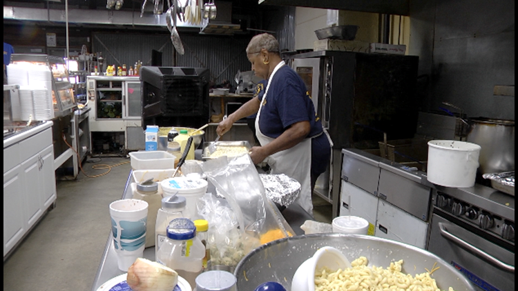 Cold weather comfort foods: Dawson's Kitchen in Macon
