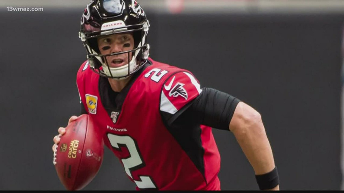 Grandstand sports chat: NFL, Atlanta Falcons to return