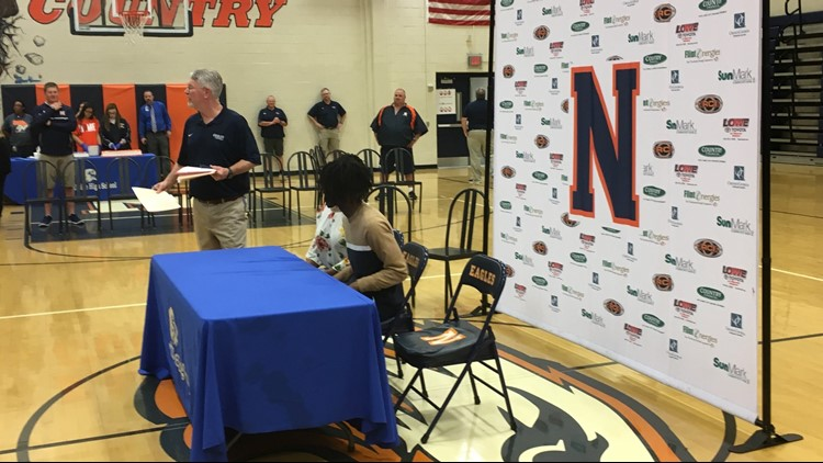 Northside High School - Kentrez Anthony – New Mexico Military