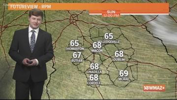 Austin's Sunday Morning Forecast 4-21-2019