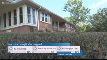 'We don't want to run out of water:' City of Forsyth mandates water restrictions