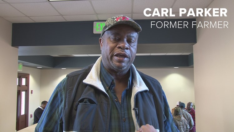 African-American farmer shares his funding struggles