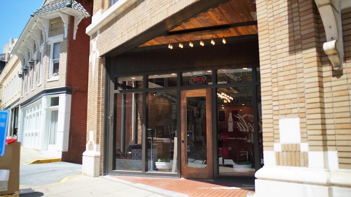 New Italian restaurant to open in downtown Macon