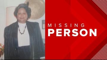 UPDATE   Missing Jones County woman found