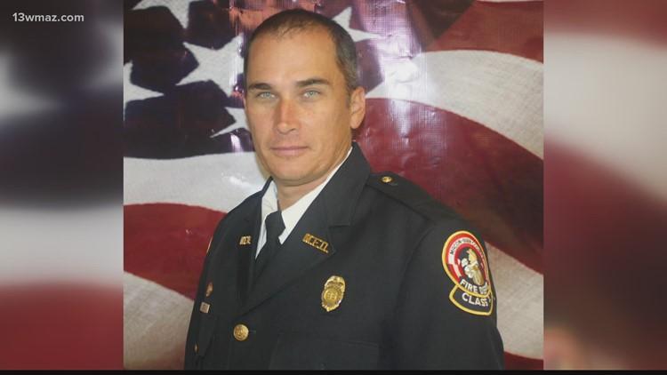 Macon-Bibb Fire and Arson investigator Ben Gleaton dies from motorcycle crash injuries
