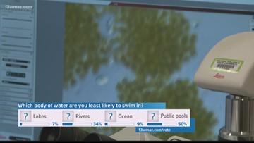 Georgia College tests algae for toxins