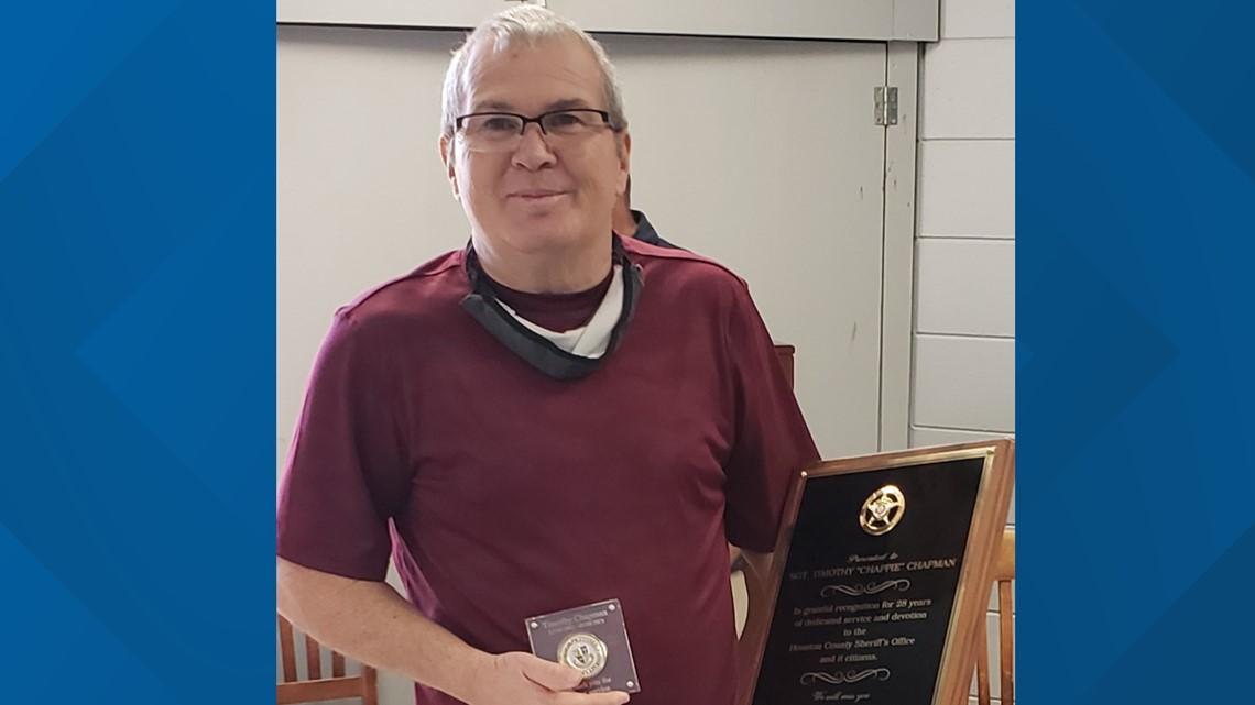 Tim Chapman, former Houston County school resource officer, dies