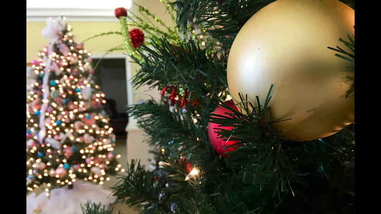 3rd annual Perry Festival of Trees brings festive family fun