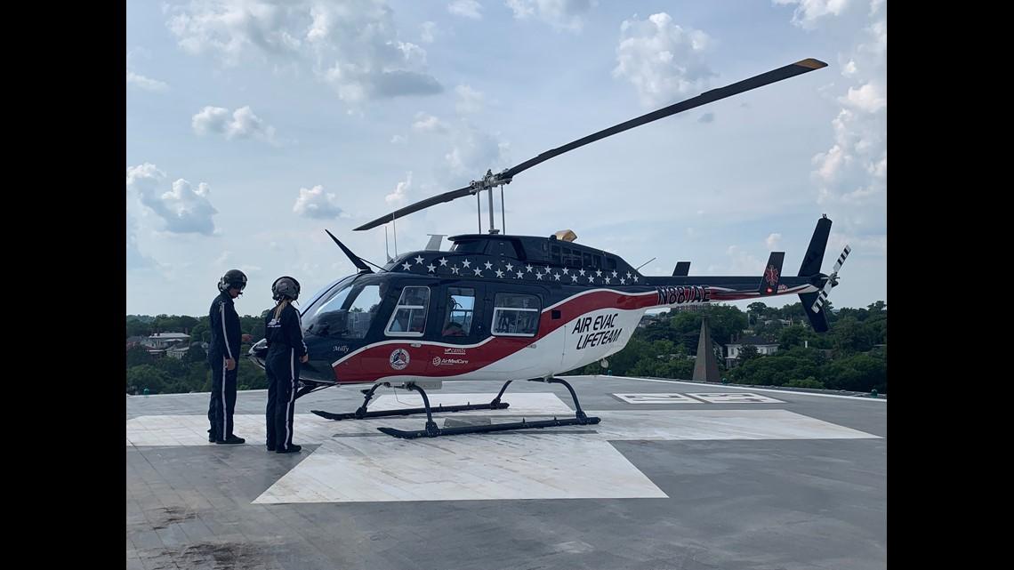 Air Evac Lifeteam Vital To Saving Lives At Navicent Health