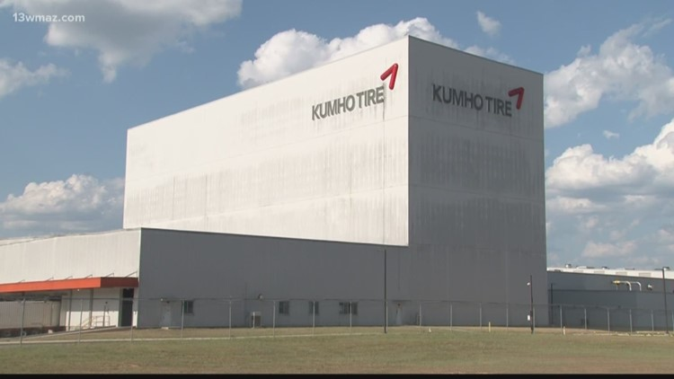 Kumho Tire plans to expand Macon plant with $21.8M investment