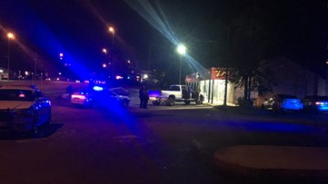 Update: Man dies after being run over in Macon convenience store parking lot