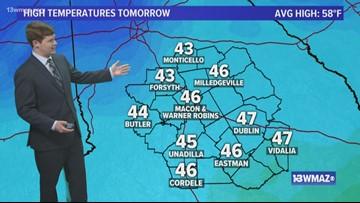 Austin's Sunday PM Forecast 1-19-2020