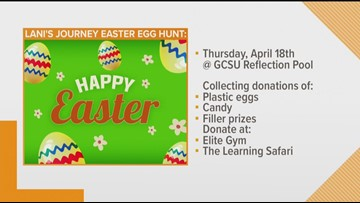 Lani's Journey to host first Easter Egg Hunt