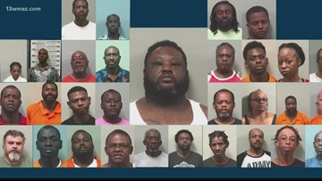 Bleckley County drug bust nets 30-plus people | 13wmaz com
