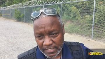 UPDATE: Man found behind Macon State Farmers Market