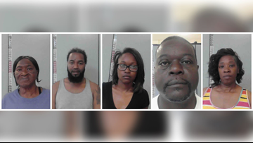 5 charged in Pulaski County drug investigation