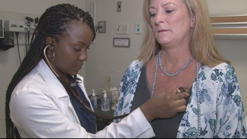 Georgia College's new grant encourages nurses to work in rural areas