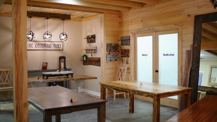 'You name it, we can build it': New custom furniture shop opens in Bolingbroke