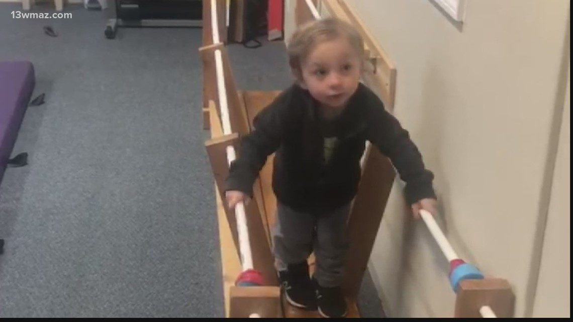 Warner Robins family looking for wheelchair ramp for disabled son