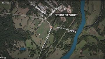 GCSU student shot three times, robbed and carjacked