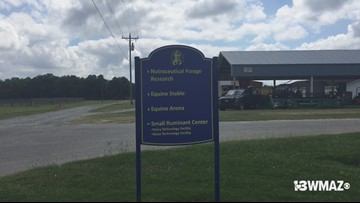 Fort Valley State's Meat Technology Facility