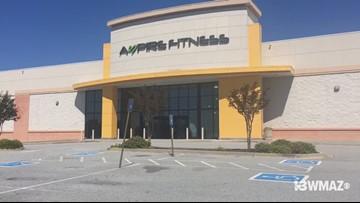 Aspire Fitness no longer opening in Macon