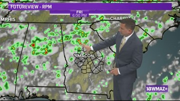 Ben's Thursday Night Forecast