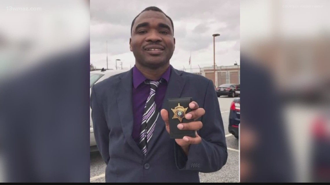 Bibb deputy's funeral, procession held Tuesday