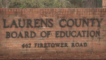 'There has been nothing unethical or illegal done:' Laurens County Schools Superintendent explains storage container purchases