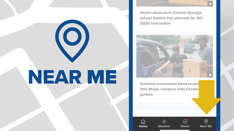 'If you see it, send it': Here's how to share news you see through the 13WMAZ app