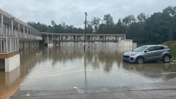 'You need to compensate these people': Displaced await refund after Macon hotel flooding