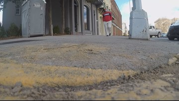 Bibb County commission to vote on mandatory sidewalks for new subdivisions