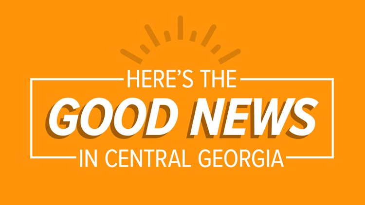 Here's the 'Good News' in Central Georgia: January 19-25