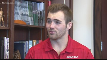 UGA football star Jake Fromm speaks on his time with the team