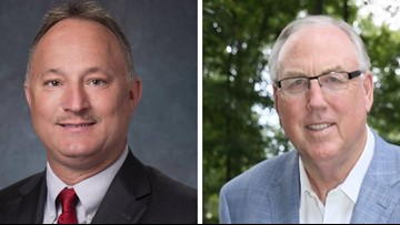 Lester Miller, Blake Sullivan lead the money race for Macon-Bibb mayor