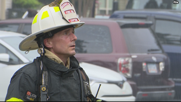 Warner Robins fire chief wants more firefighters