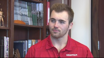 UGA football star Jake Fromm on family and the offseason