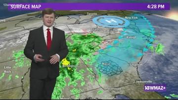 Austin's Saturday Night Forecast 1-12-19
