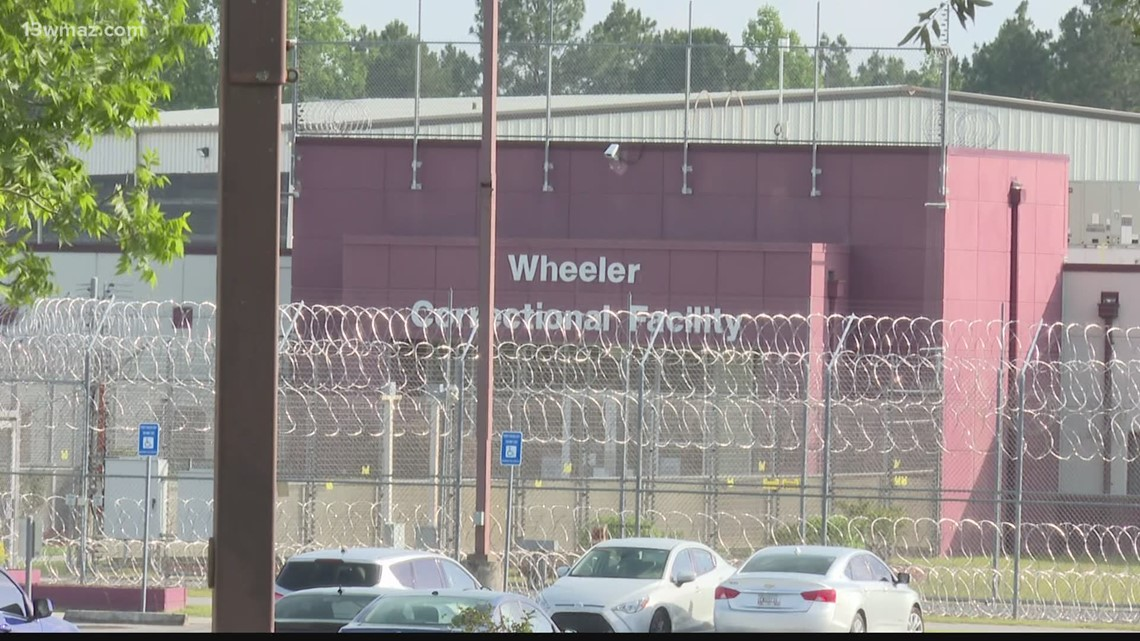 Wheeler Correctional Facility inmate confirmed to have tuberculosis, 3 others suspected