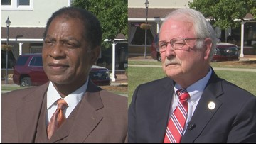 Perry mayoral candidates share their visions for city