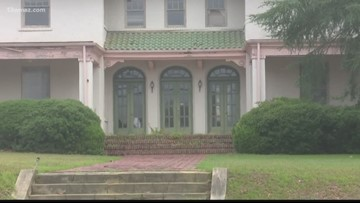 Georgia family fights to restore historic Chivers House