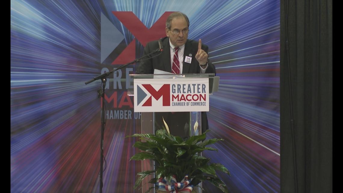 Mayor Robert Reichert gives last 'State of the Community' address