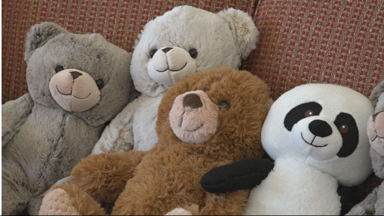 Perry Welcome Center asking for stuffed pet donations to give to kids during emergencies