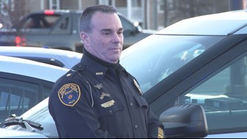 'I'm going to do my very best:' Acting Chief John Wagner holds first event as top cop in Warner Robins