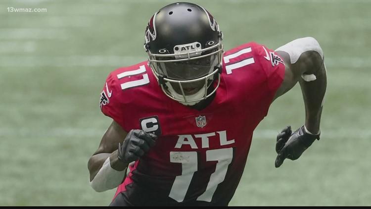 Atlanta Falcons fans react to Julio Jones trade