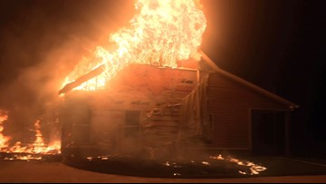 Monroe County couple killed in house fire