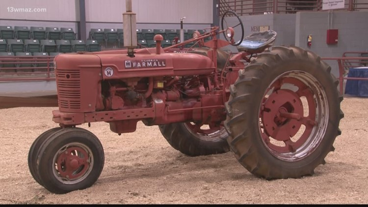 Georgia National Fairgrounds holds first Antique Agriculture Show