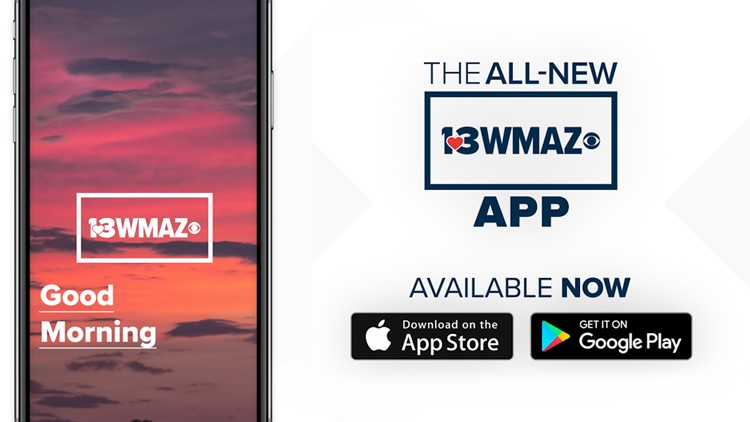13WMAZ has a new app, download it here