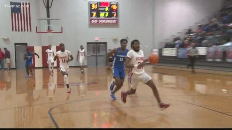 Central Georgia high school basketball highlights (February 21)