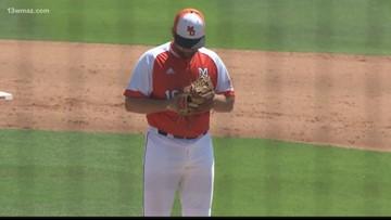 Mercer Bears baseball stay resilient throughout season